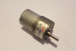 4-vedon kytkentälaitteen moottori - TT500 Mönkijä