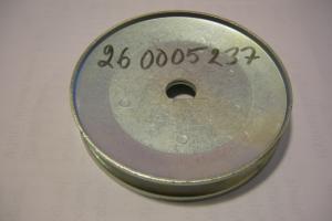 Hihnapyörä 118mm - 26.0005.237