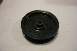 Hihnapyörä, tasa, 115mm - AY193198 - Ajoleikkurit