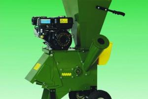 GlansPower FYS76 polttomoottorihaketin / bio-silppuri