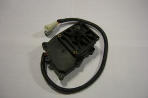 4-vedon kytkentämoottori, muovirunko - Odes400 Mönkijä