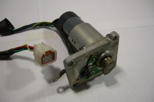4-vedon kytkentämoottori, metallirunko - Odes400 Mönkijä
