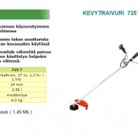 Kevytraivuri Oleo-Mac BC 280 T
