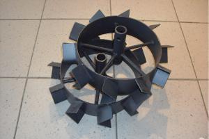 Rautapyörät Euro 5