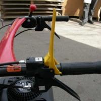 Oleo Mac CR 450 telakuljetin